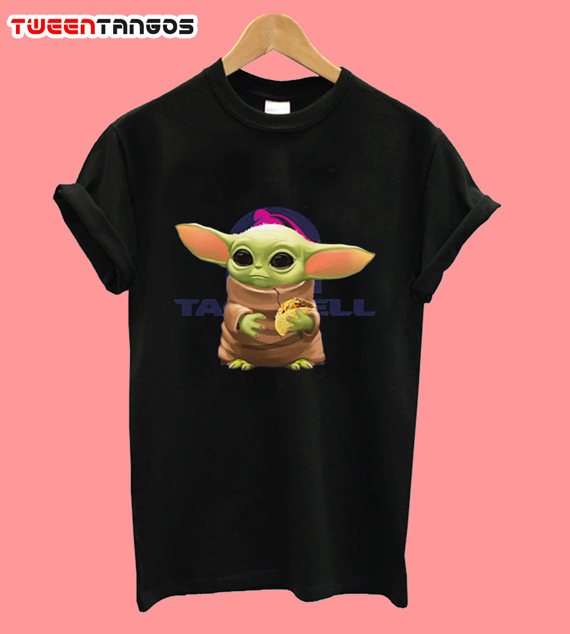Yoda Taco Bell Tshirt