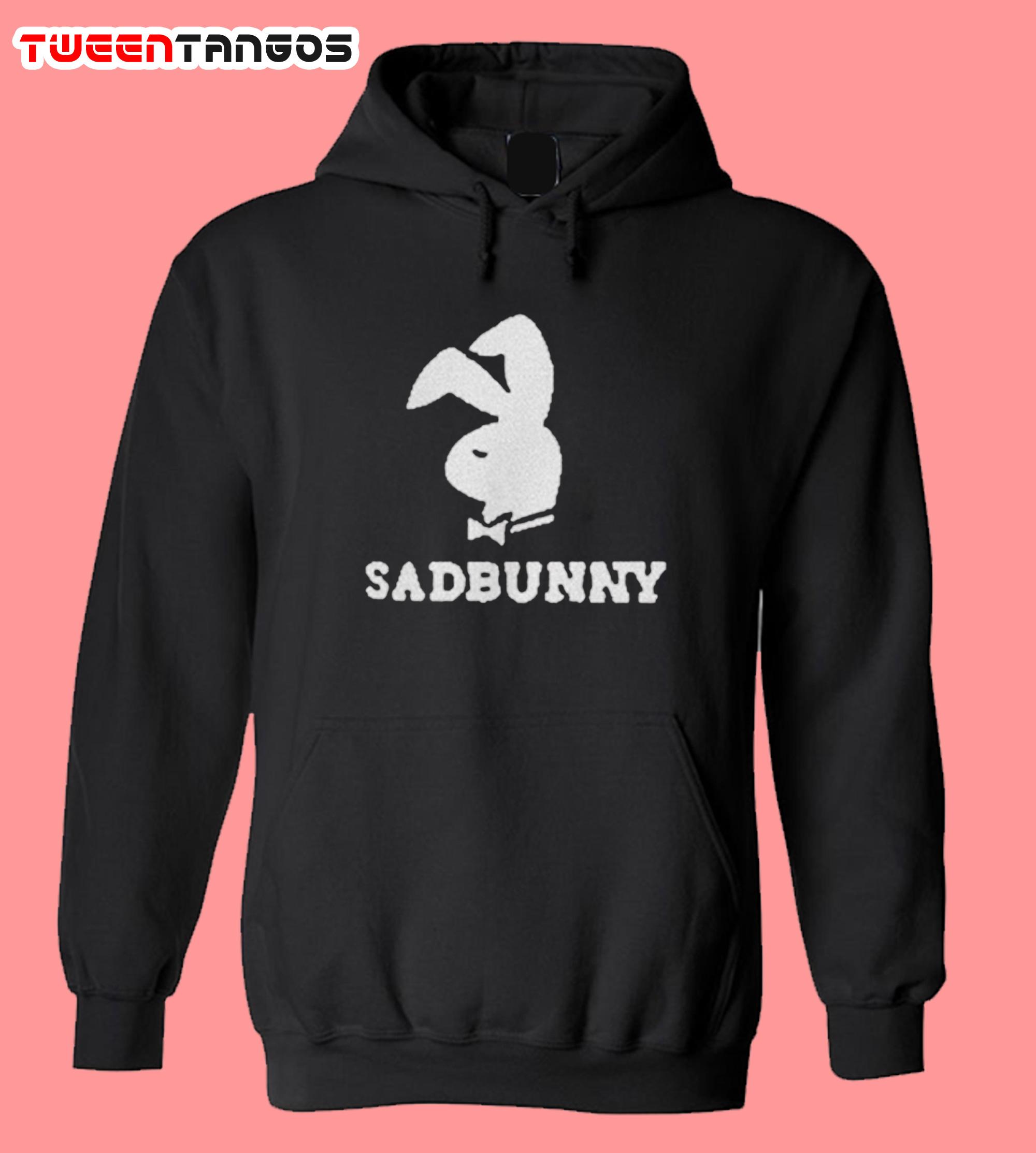 Billie Eilish Playboy Sad Bunny Hoodie Today S Trend