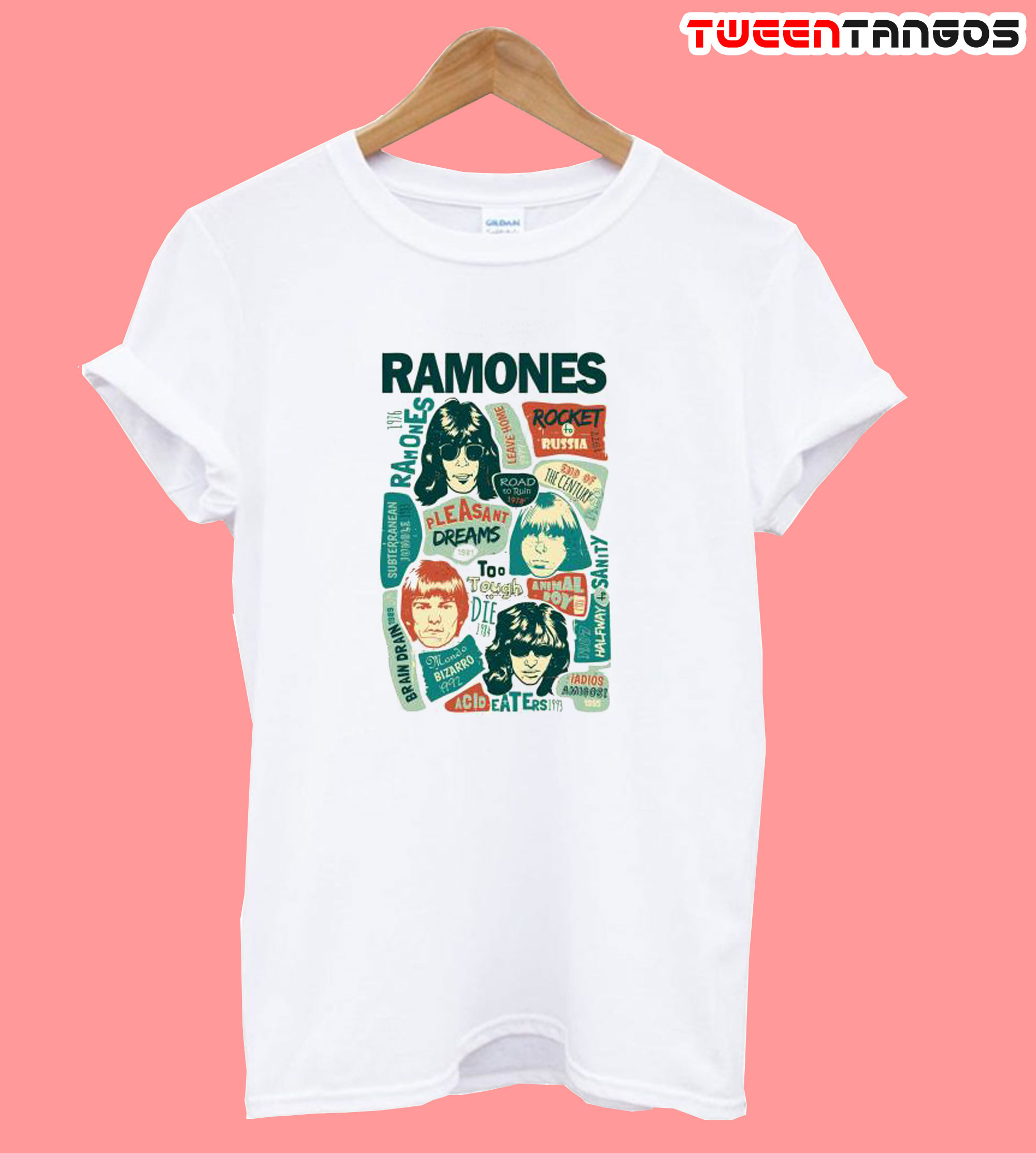 Ramones Toddler Tshirt