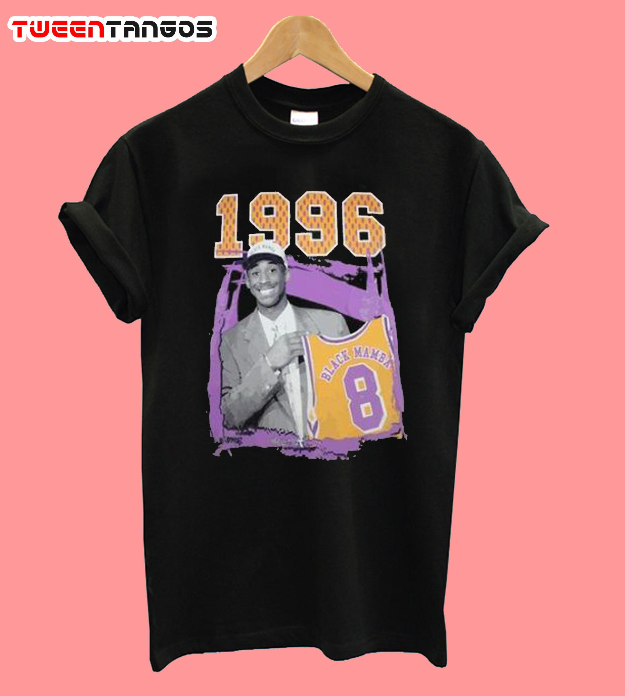 1996 Kobe Bryant T-Shirt