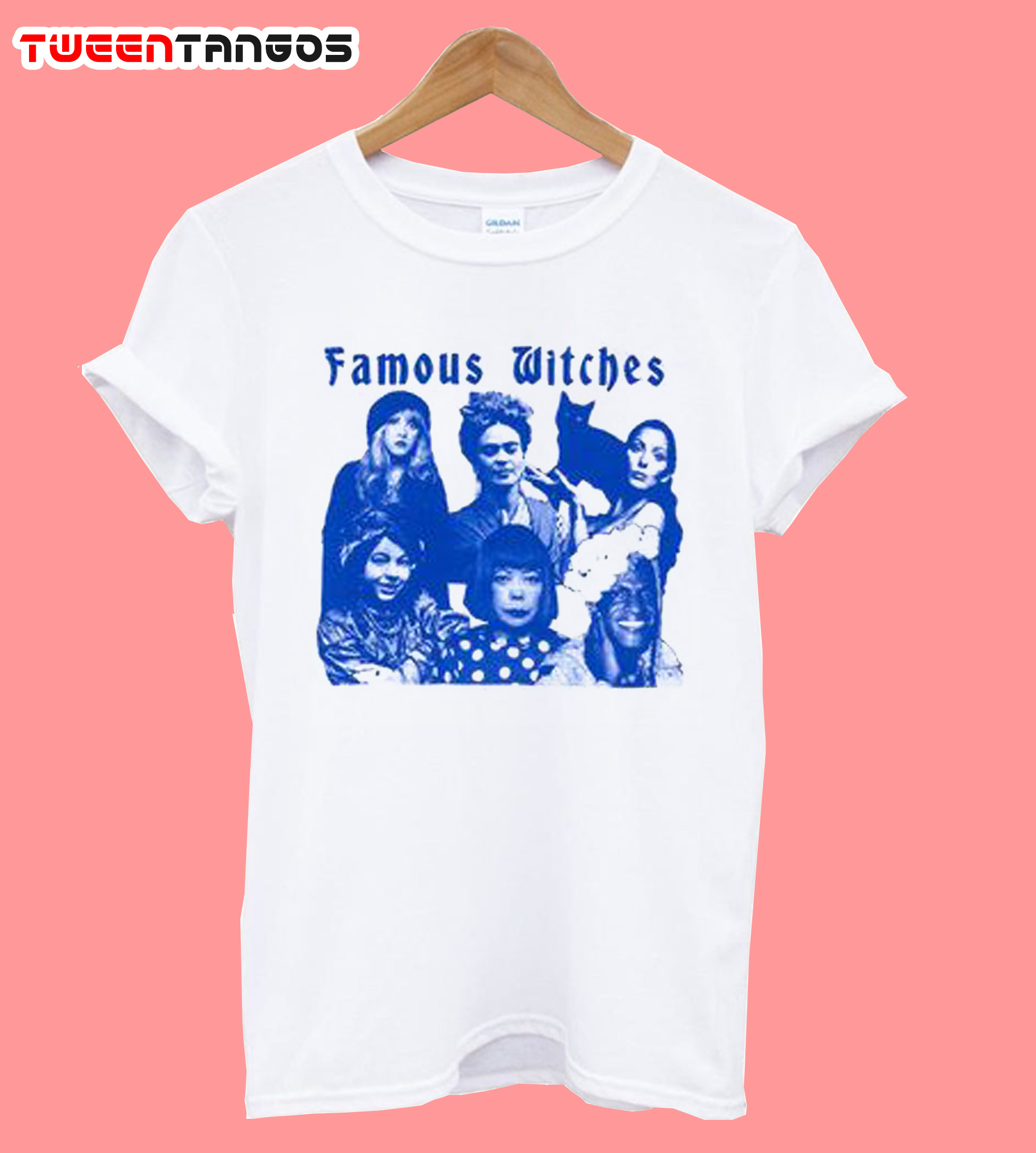 Famous Witches T-Shirt