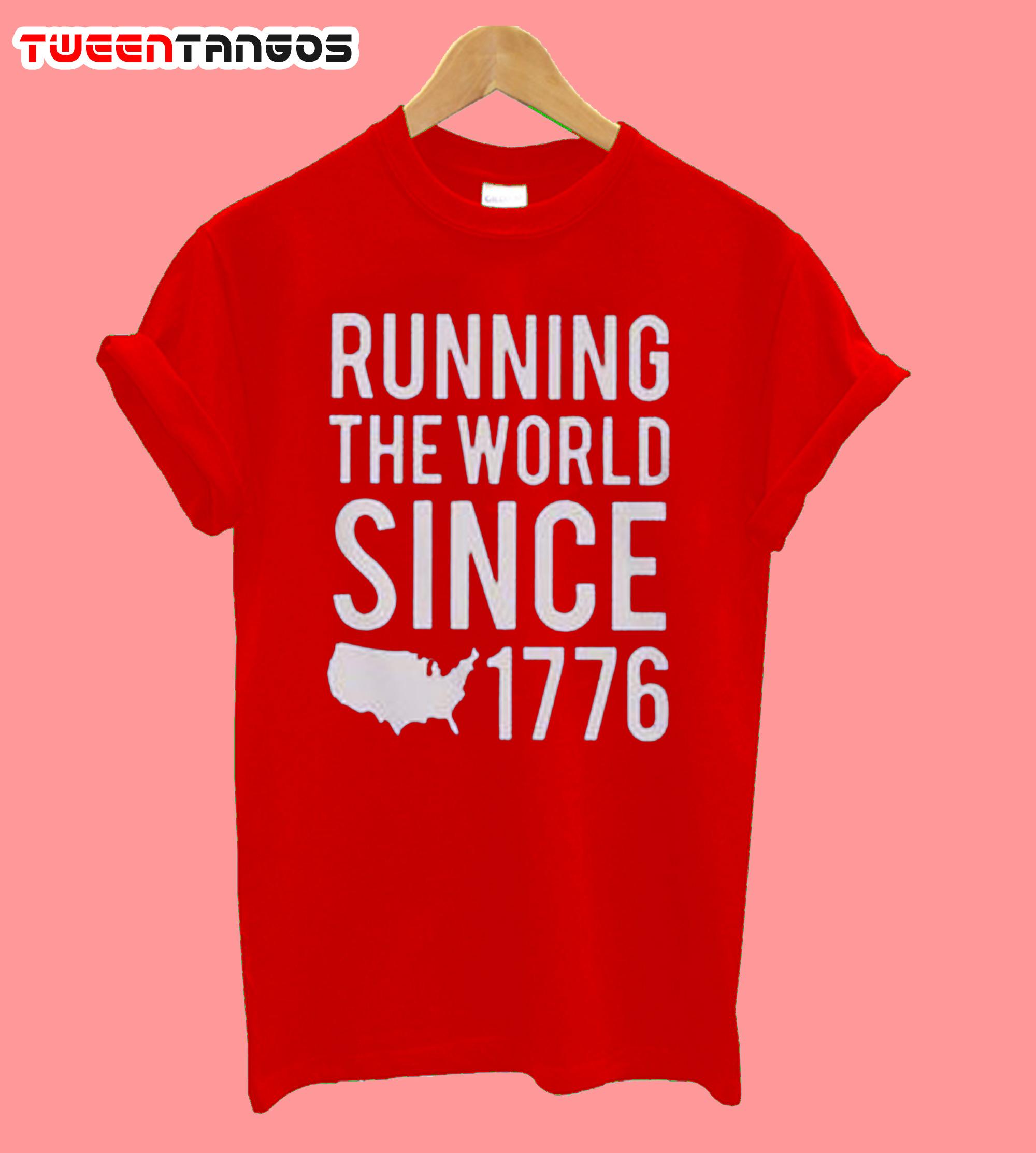 1776 Shirt Guy T-Shirt