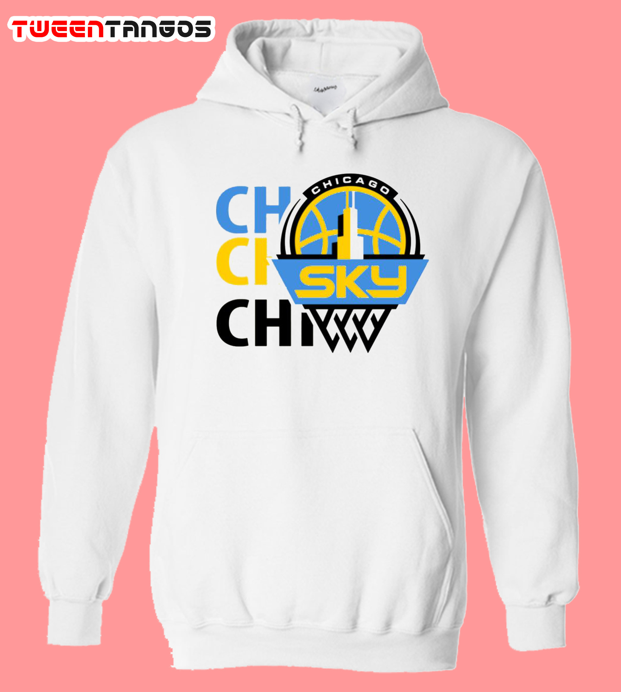 2020 Chicago Sky Hoodie