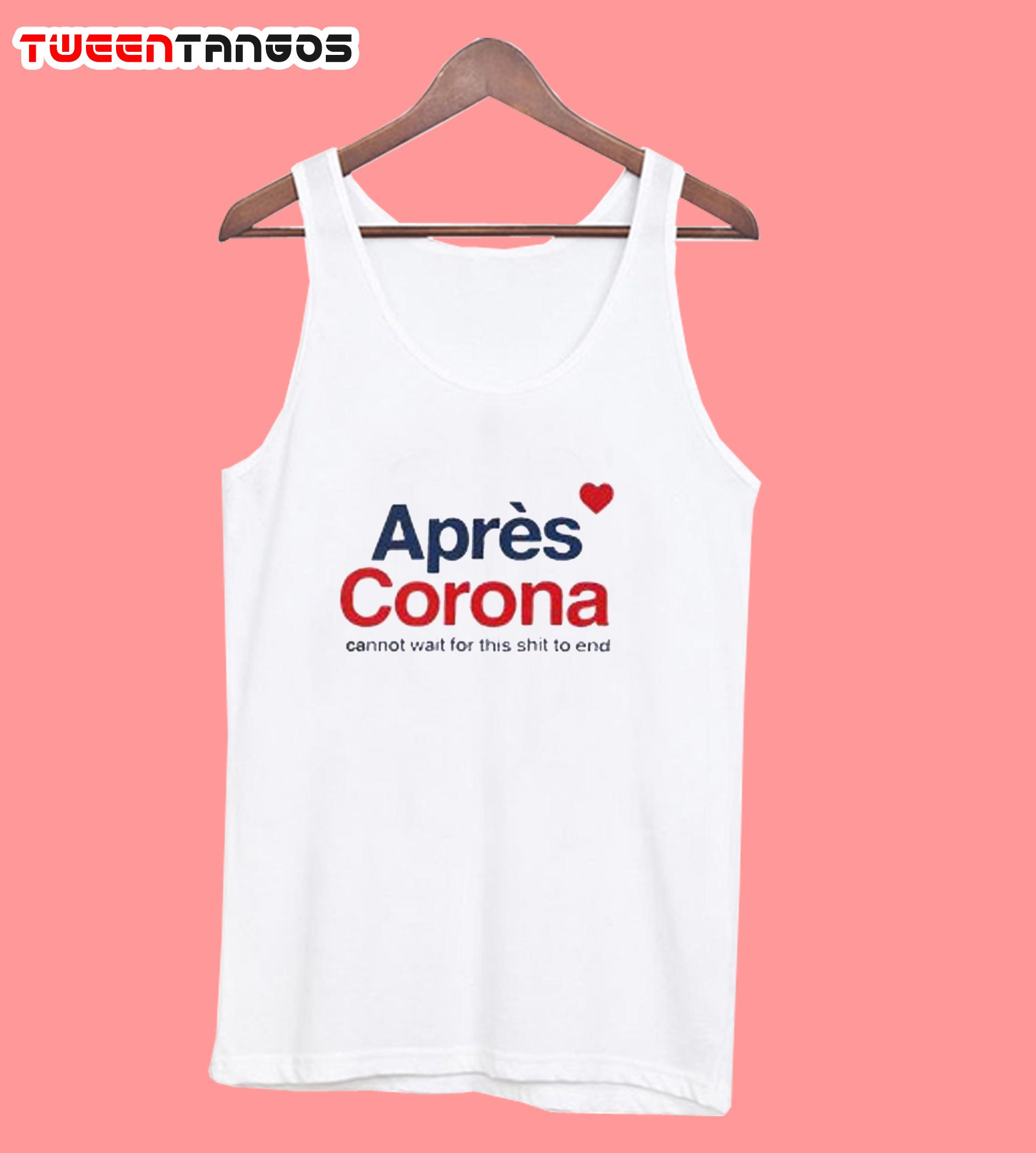 Apres Corona 2020 Tank Top