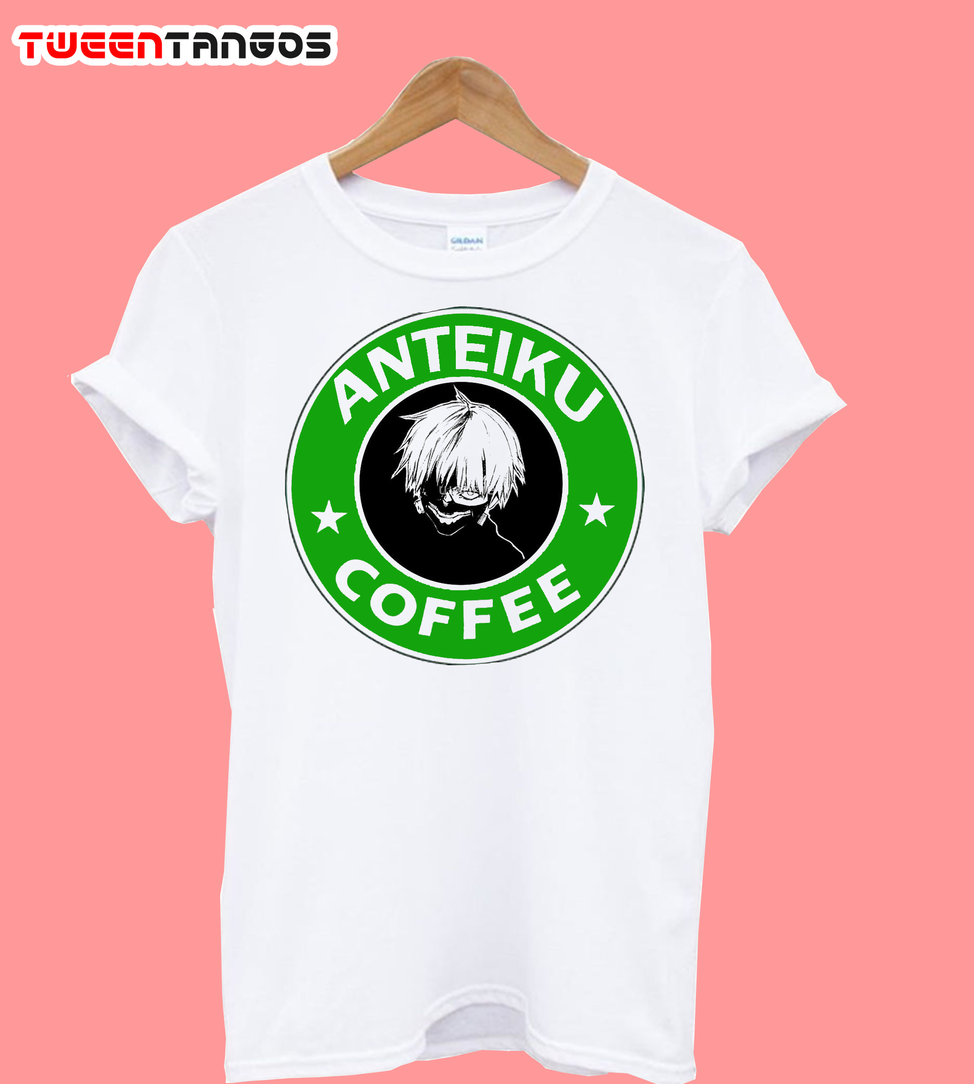 Tokyo Ghuol Anteiku Coffee T-Shirt