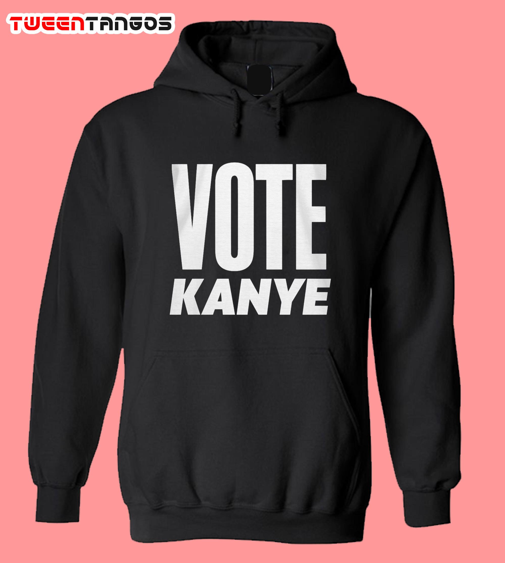 VOTE KANYE HOODIE