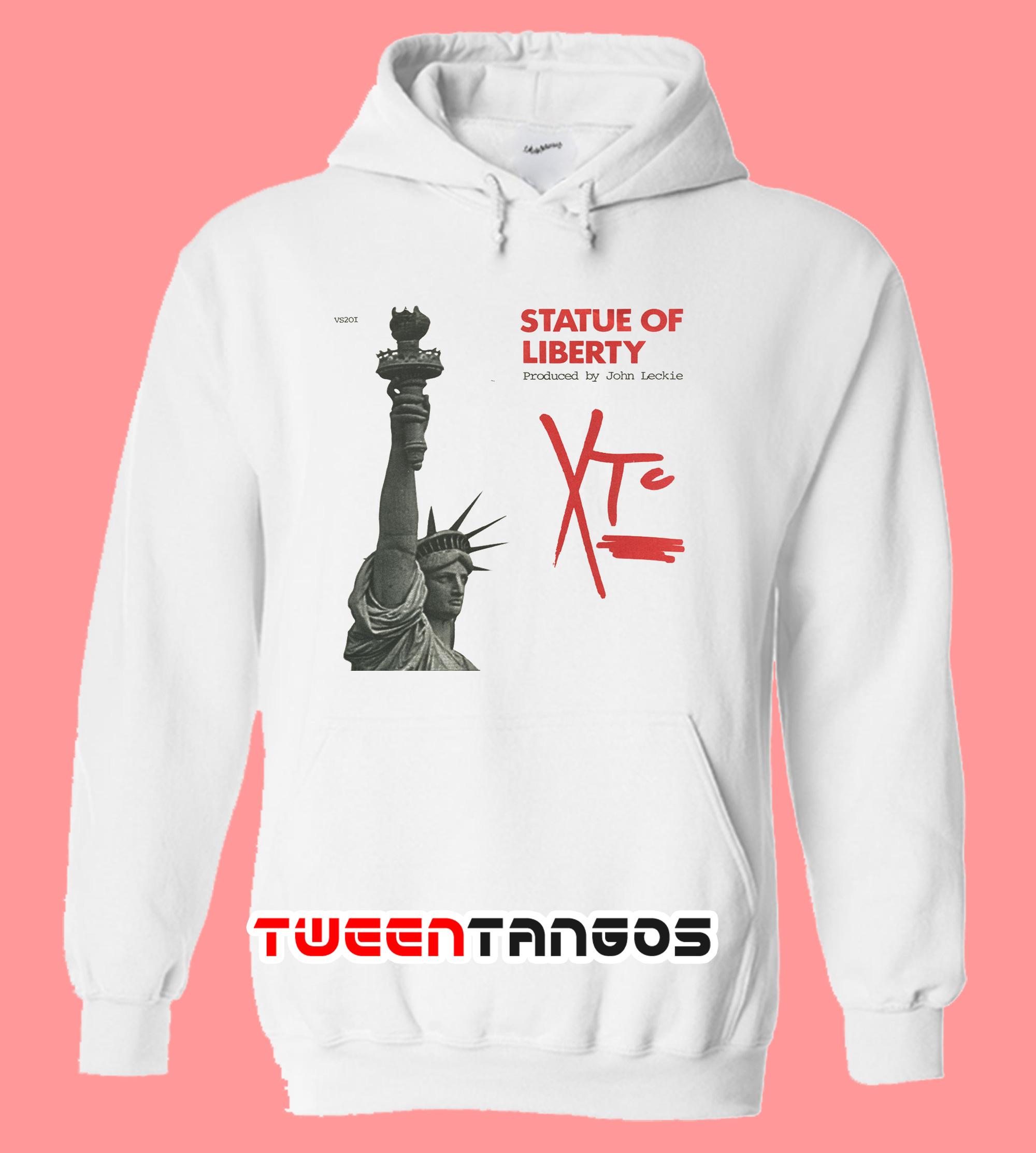 XTC Statue Of Liberty Unisex Hoodie