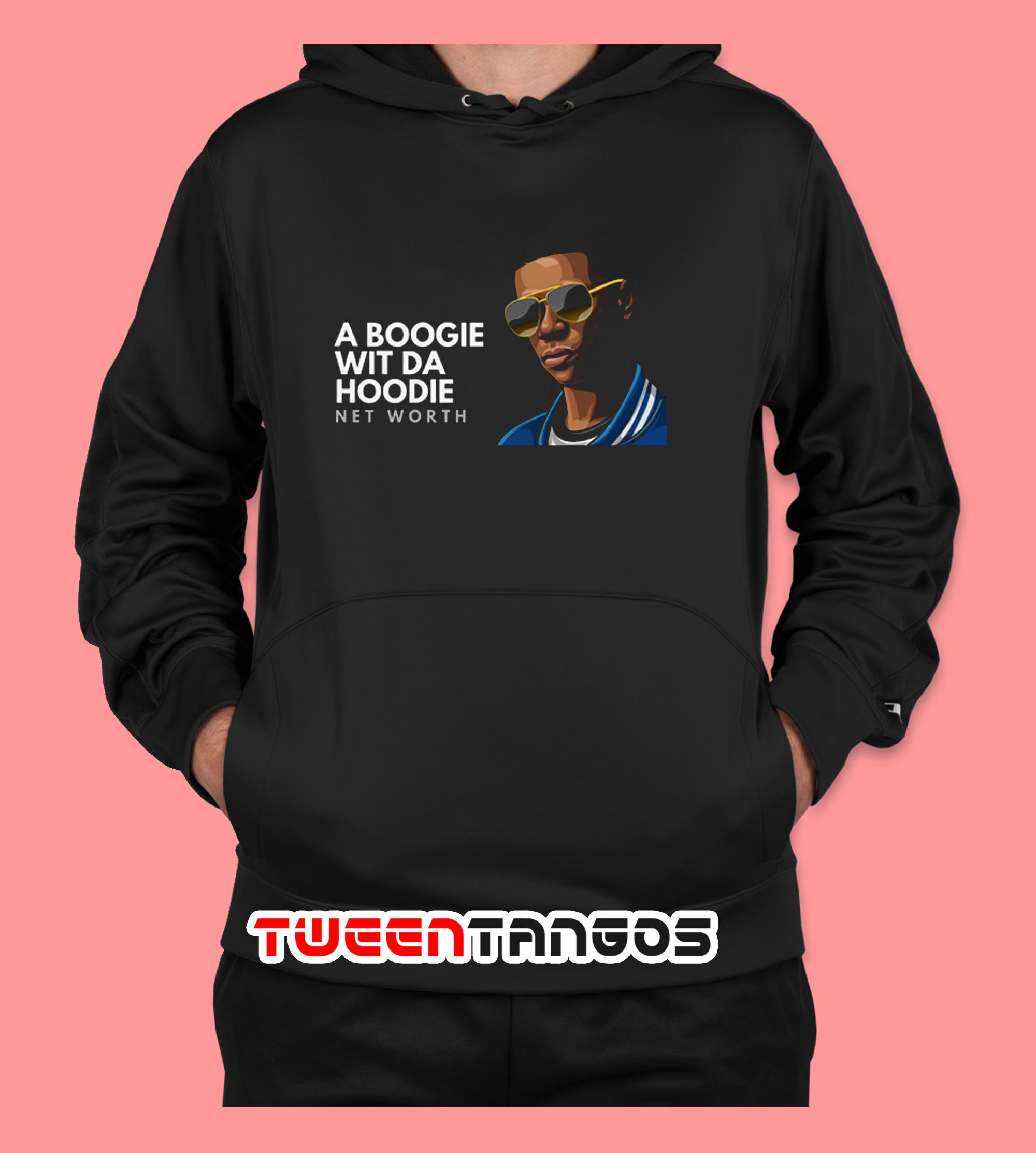 A Boogie Wit Da Hoodie Net Worth Hoodie