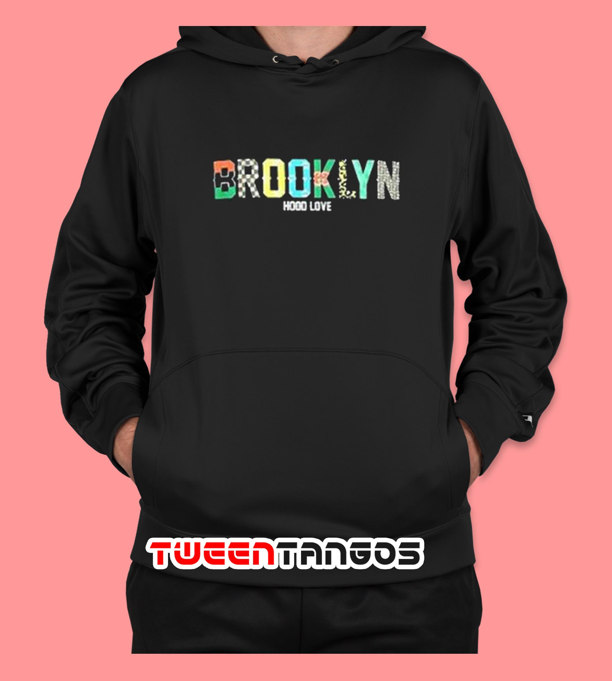Brooklyn Hood Love Hoodie