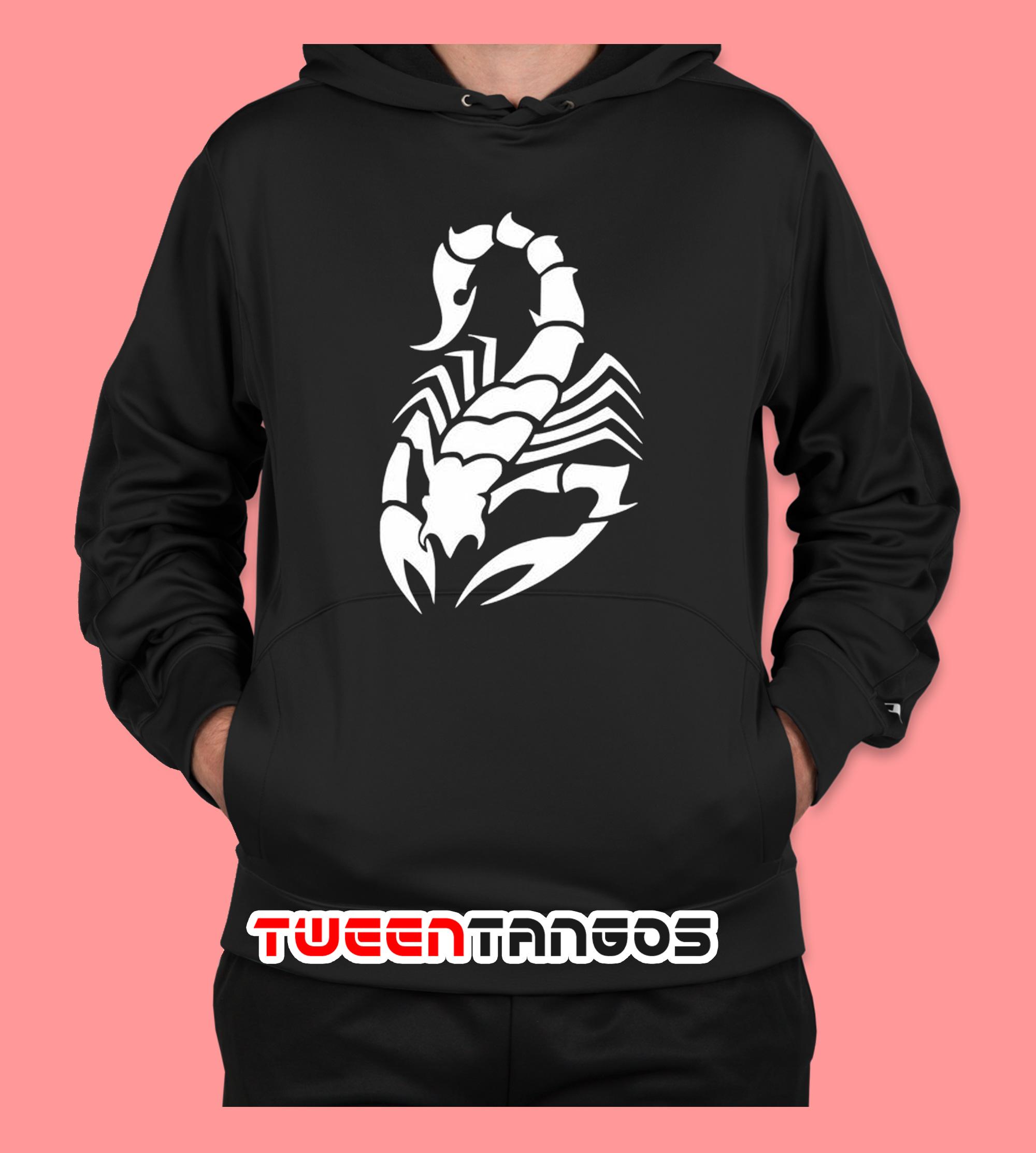 Scorpion Zodiac Hoodie
