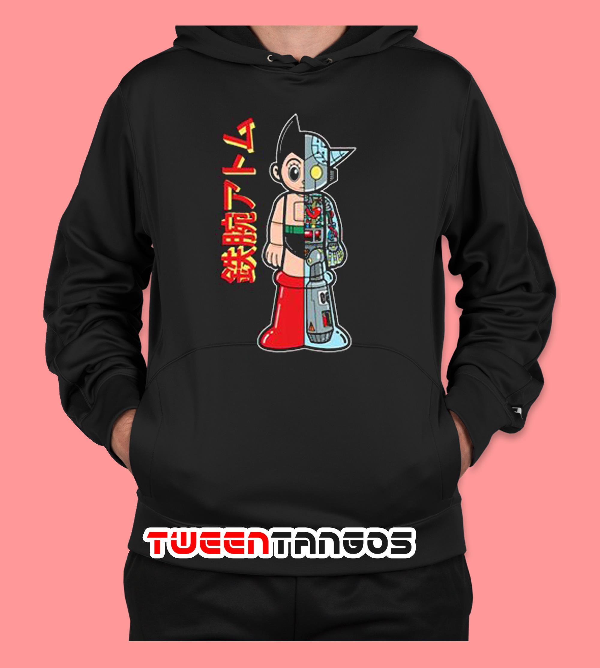 Yeezy Boost Astro Boy Hoodie