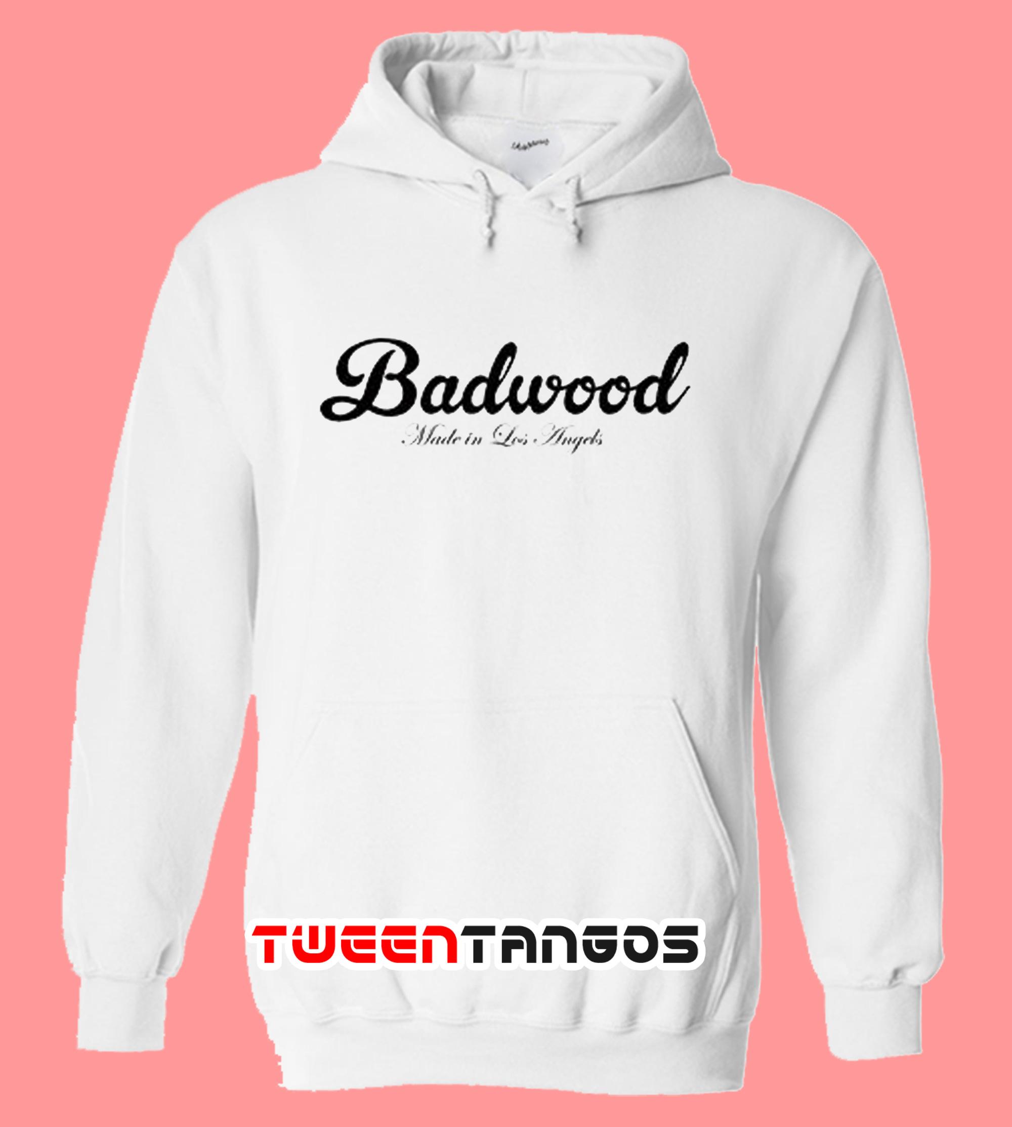 Zendaya Badwood Hoodie