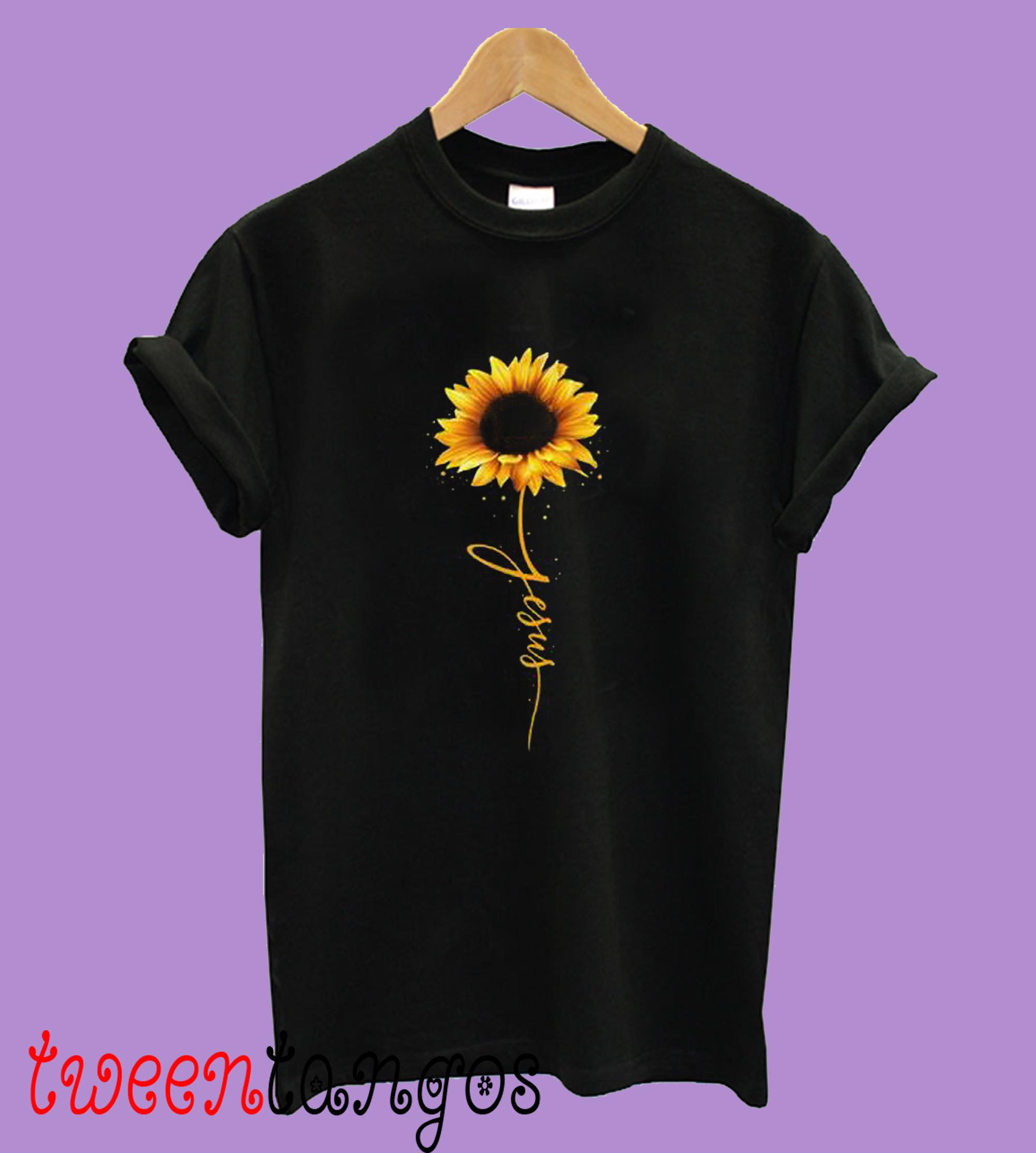 Sunflower Tee Tshirt