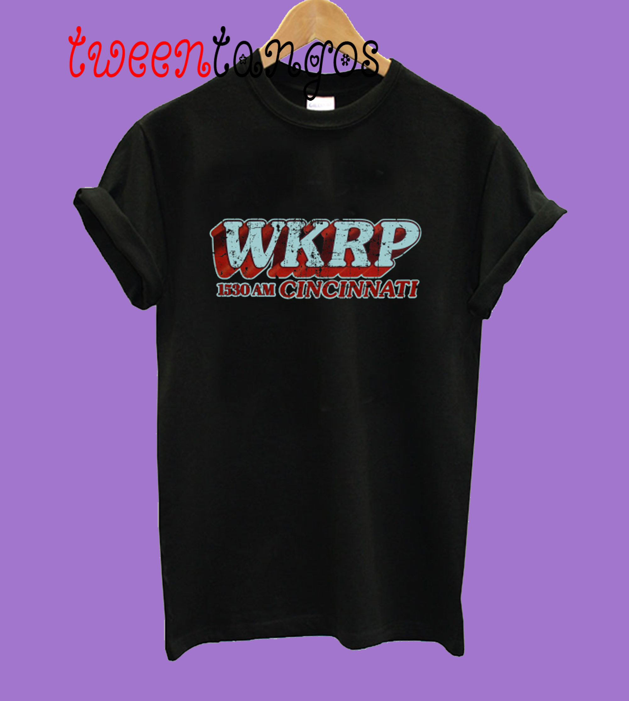 WKRP-in-Cincinnati-T-Shirt