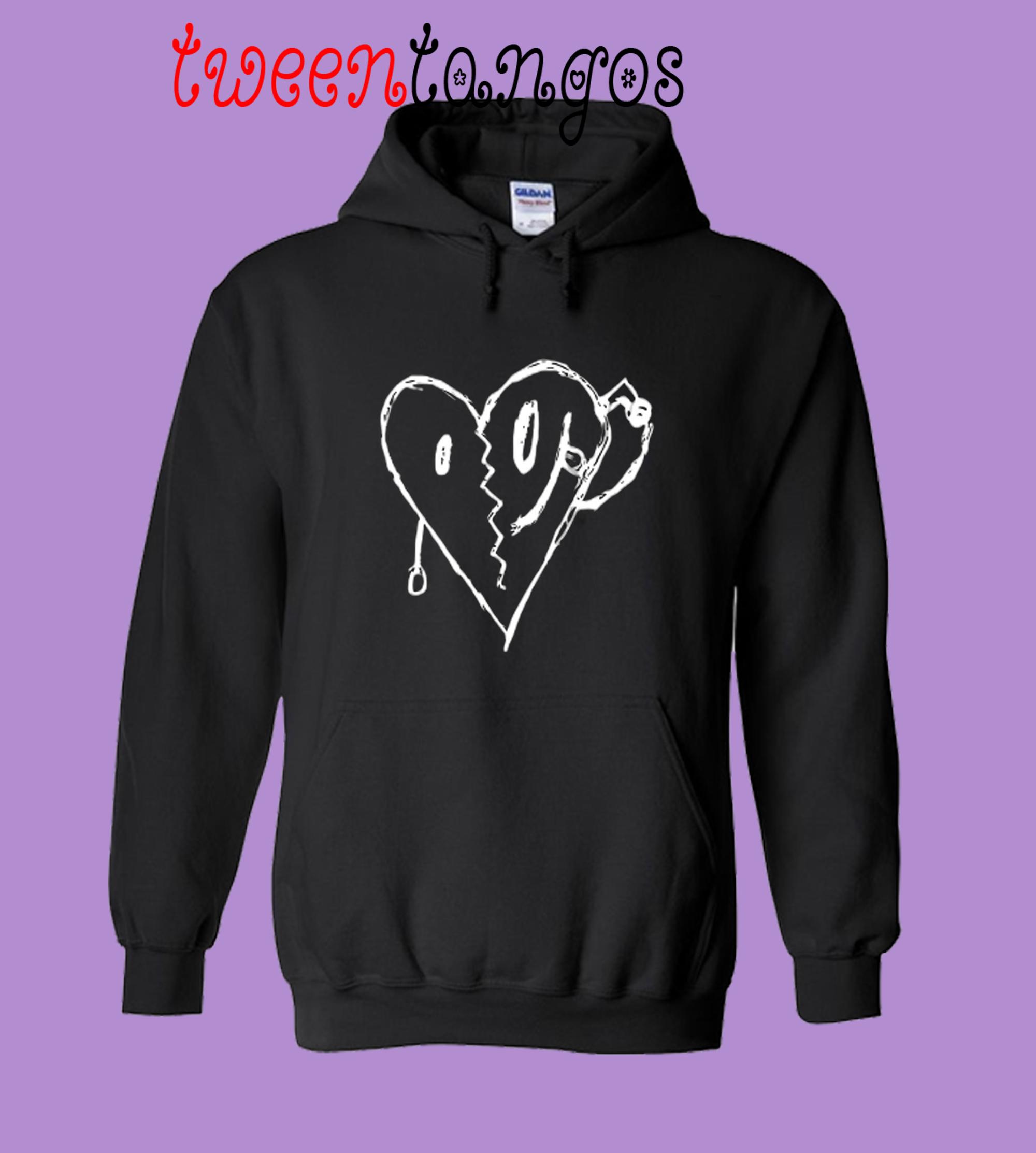XXX BROKEN HEART Hoodie