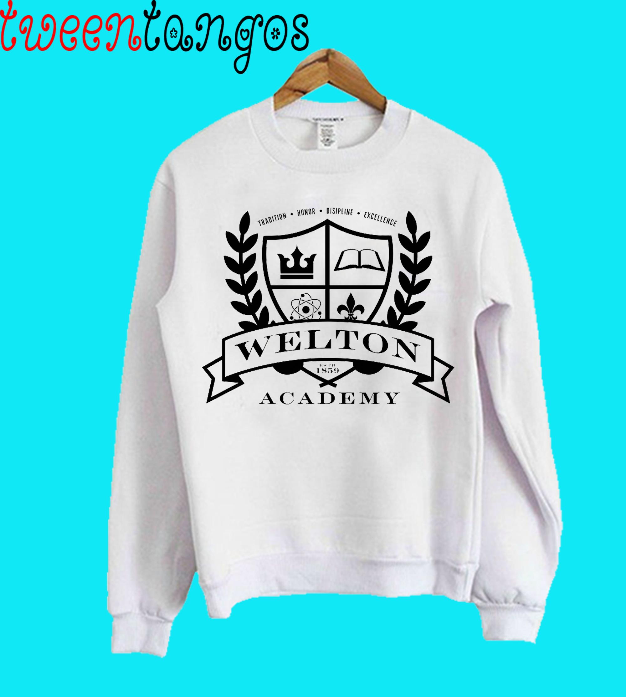 Welton Academy Crewneck Sweatshirt