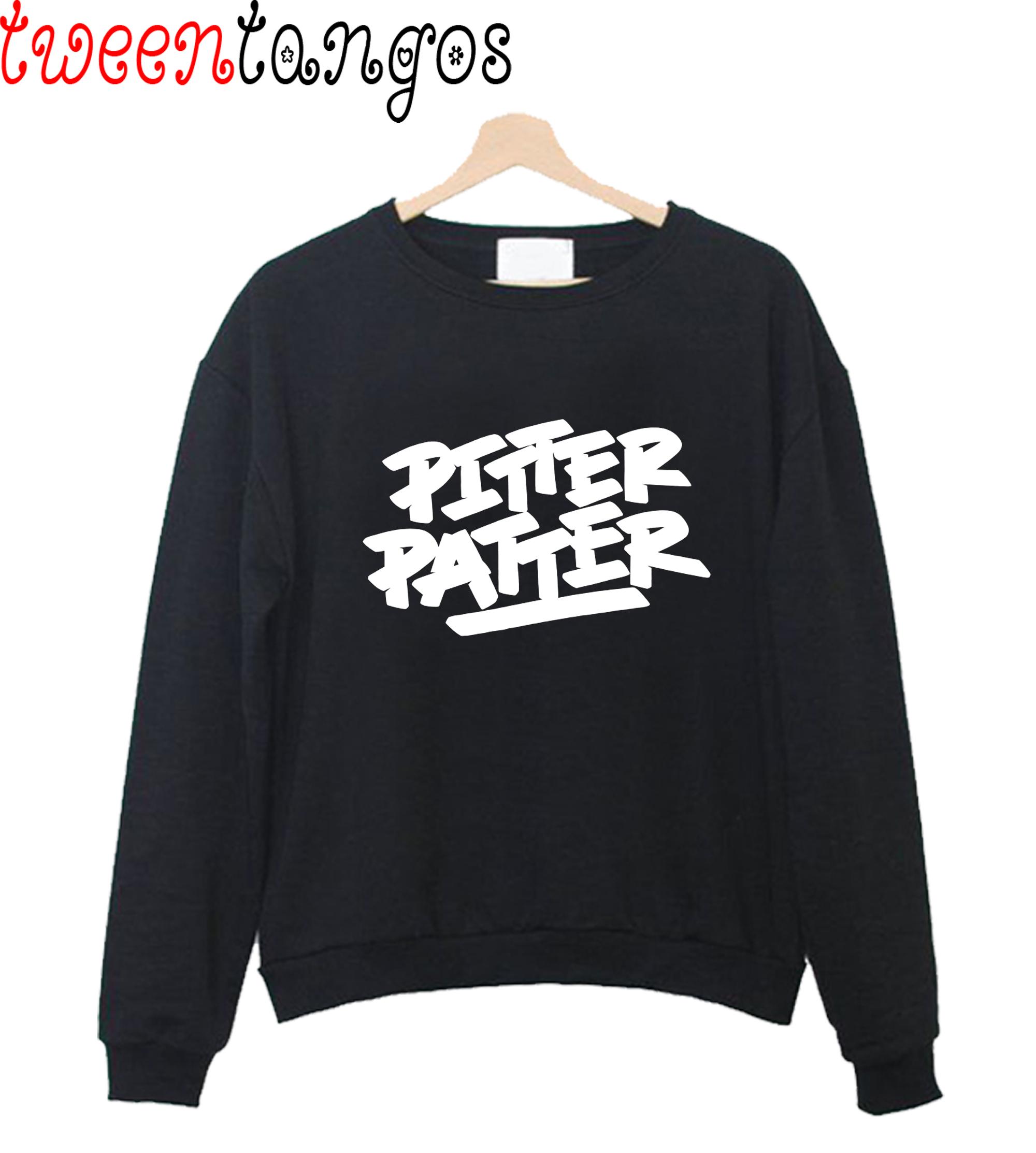 Pitter Patter Sweatshirt
